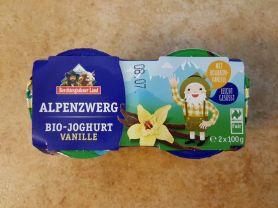 Alpenzwerg Bio-Joghurt Vanille   Hochgeladen von: Frankenkind