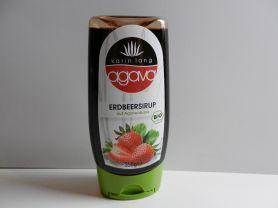 Agava Erdbeersirup auf Agavenbasis, Erdbeer | Hochgeladen von: maeuseturm