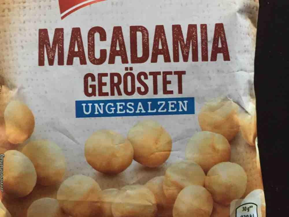 Macadamia, geröstet  ungesalzen von Michi65 | Hochgeladen von: Michi65