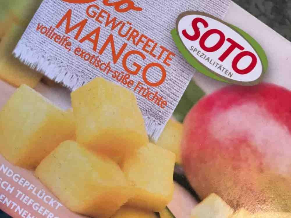 Mango, gewürfelt von spiritualGANGSTER | Hochgeladen von: spiritualGANGSTER