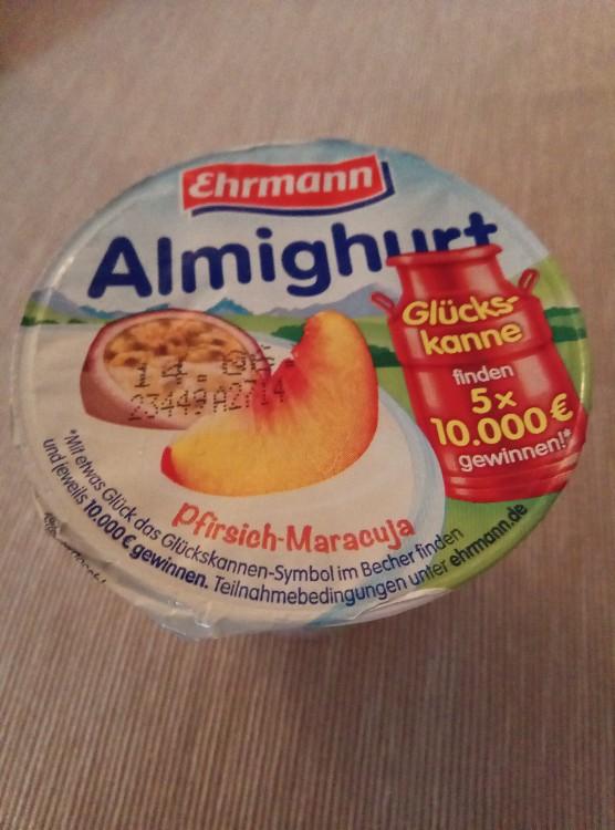 Joghurt, Pfirsich Maracuja von michaelschmors | Hochgeladen von: michaelschmors