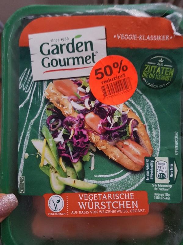 GardenGourmet Vegetarische Würstchen von Campbell   Hochgeladen von: Campbell