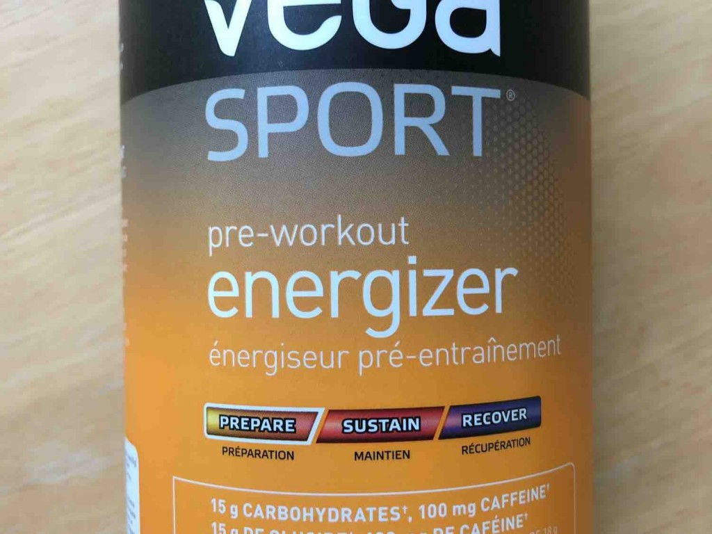 Vega Sport pre-workout energizer, acai berry von mcsothis   Hochgeladen von: mcsothis