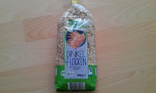 Bio Dinkel-Flocken | Hochgeladen von: Richmand