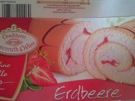 Sahne-Rolle, Erdbeer | Hochgeladen von: chilipepper73