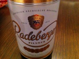 Radeberger Pilsener | Hochgeladen von: albiurlaub