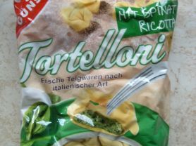 Spinat Ricotta Tortelloni   Hochgeladen von: Pummelfee71