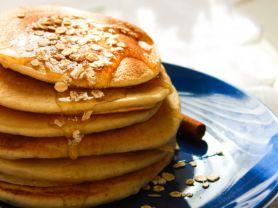 Pfannkuchen mit Löwenzahnhonig | Hochgeladen von: julifisch
