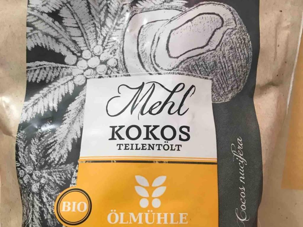 Bio Kokosmehl teilentölt von heikomoo | Hochgeladen von: heikomoo
