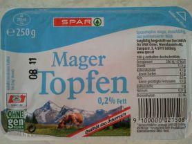 Mager Topfen 0,2 % Fett   Hochgeladen von: huhn2