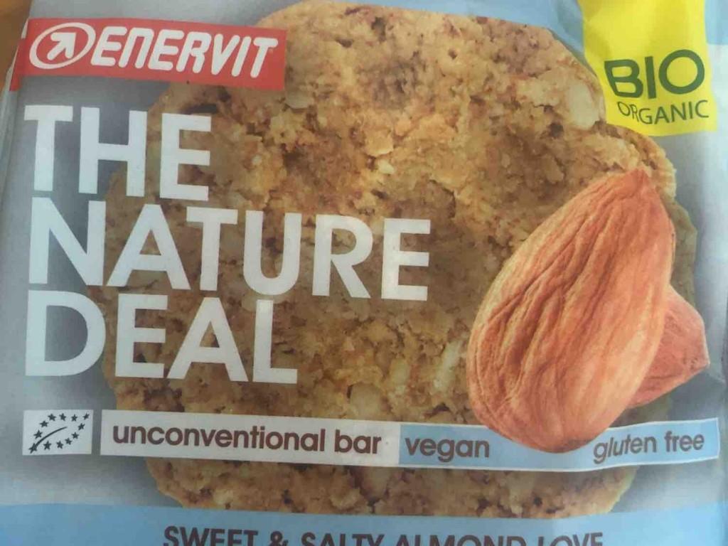 the nature deal, sweet & salty almond love von aribln | Hochgeladen von: aribln
