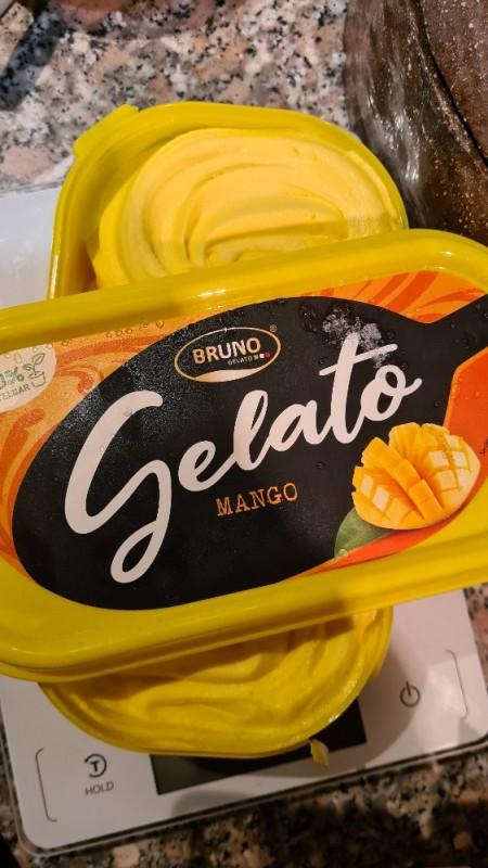 Mango, Sorbet von spielewoelfchen | Hochgeladen von: spielewoelfchen