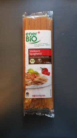 Vollkorn Spaghetti von Tobi184   Hochgeladen von: Tobi184
