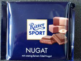 Ritter Sport, Nugat | Hochgeladen von: Sewonendounli