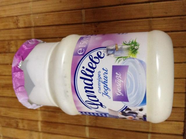 Cremiger Joghurt, gesüßt | Hochgeladen von: myfoodie
