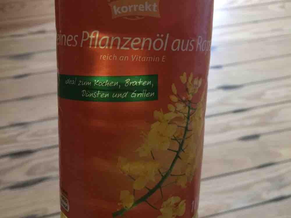 Reines Pflanzenöl aus Raps von Meike1990 | Hochgeladen von: Meike1990