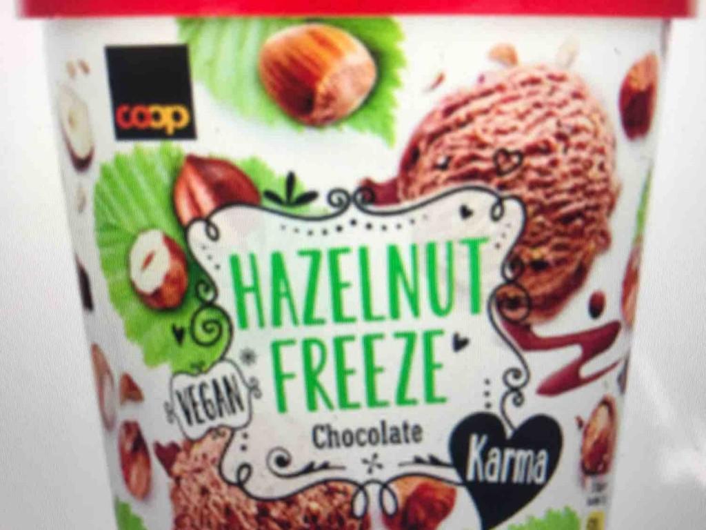 Hazelnut Freeze Schokolade, süss von grafta   Hochgeladen von: grafta