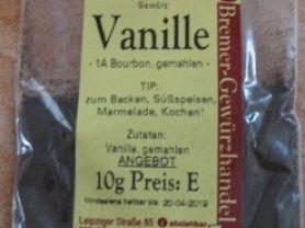 Vanille, gemahlen, 1A Bourbon | Hochgeladen von: esengni