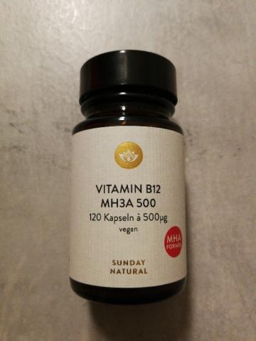 Vitamin B12 MH3A 500, Vegan von JollyRoger911   Hochgeladen von: JollyRoger911