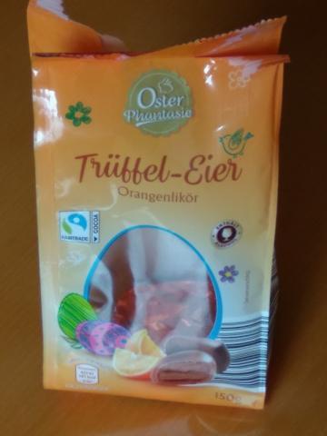 Trüffel-Eier, Orangenlikör | Hochgeladen von: Starmasseur