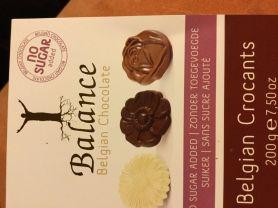 Belgian Crocants NoSugarAdded, Krokant/ Schokolade | Hochgeladen von: blondie