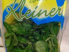 Frischer Feldsalat (Bonduelle)   Hochgeladen von: puella