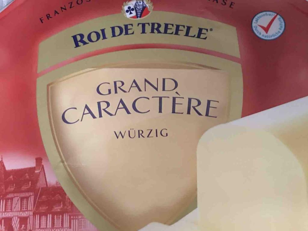 Roi de Trefle, Grand Caractère von Adenike   Hochgeladen von: Adenike