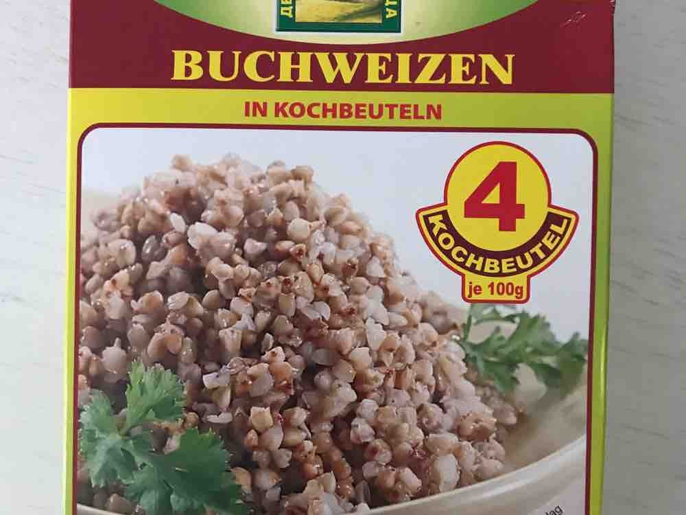 Buchweizen in Kochbeuteln von LutzR | Hochgeladen von: LutzR