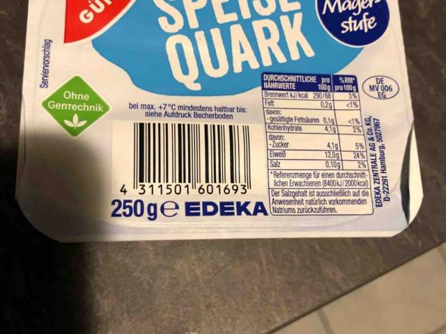 G&G Speisequark  0,2%, quark von StephanAkaStora   Hochgeladen von: StephanAkaStora
