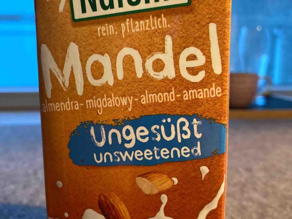 Mandelmilch, ungesüßt von icherinneredich   Hochgeladen von: icherinneredich
