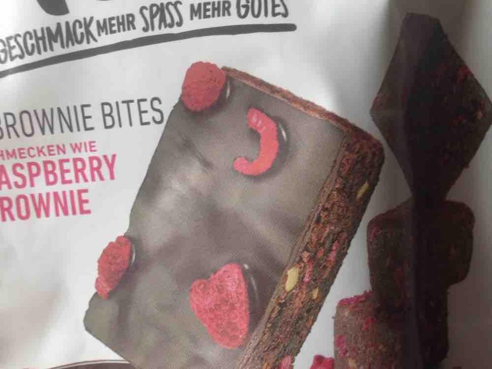 Brownie Bites, raspberry brownie von Vianne | Hochgeladen von: Vianne