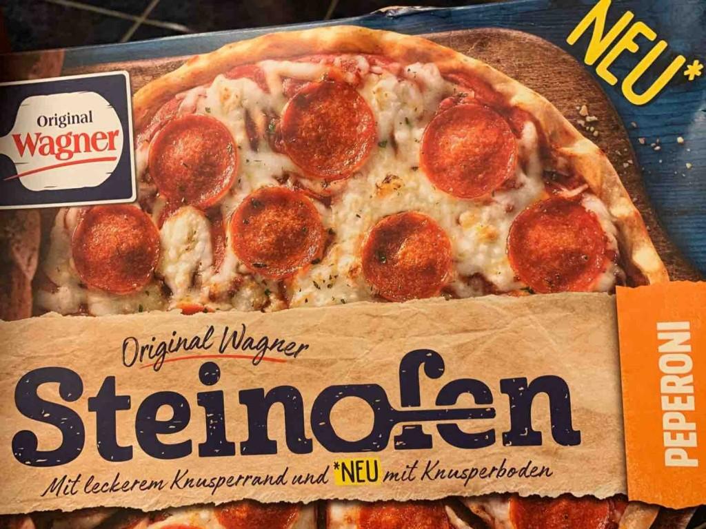 Steinofen Pizza, Peperoni von Homer58 | Hochgeladen von: Homer58