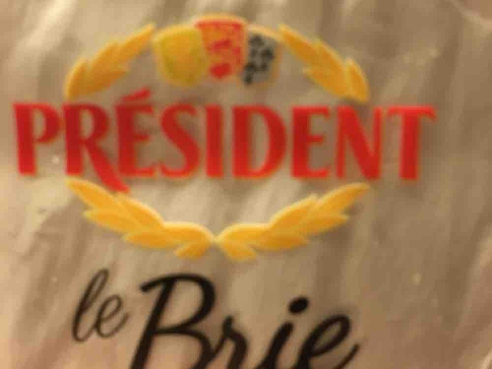 Brie President von Hinterberger   Hochgeladen von: Hinterberger