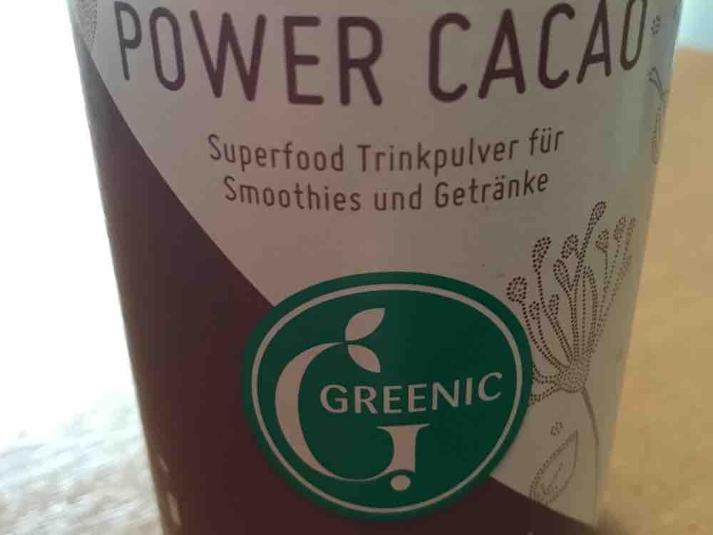 Greenic Power Cacao von Soil3 | Hochgeladen von: Soil3