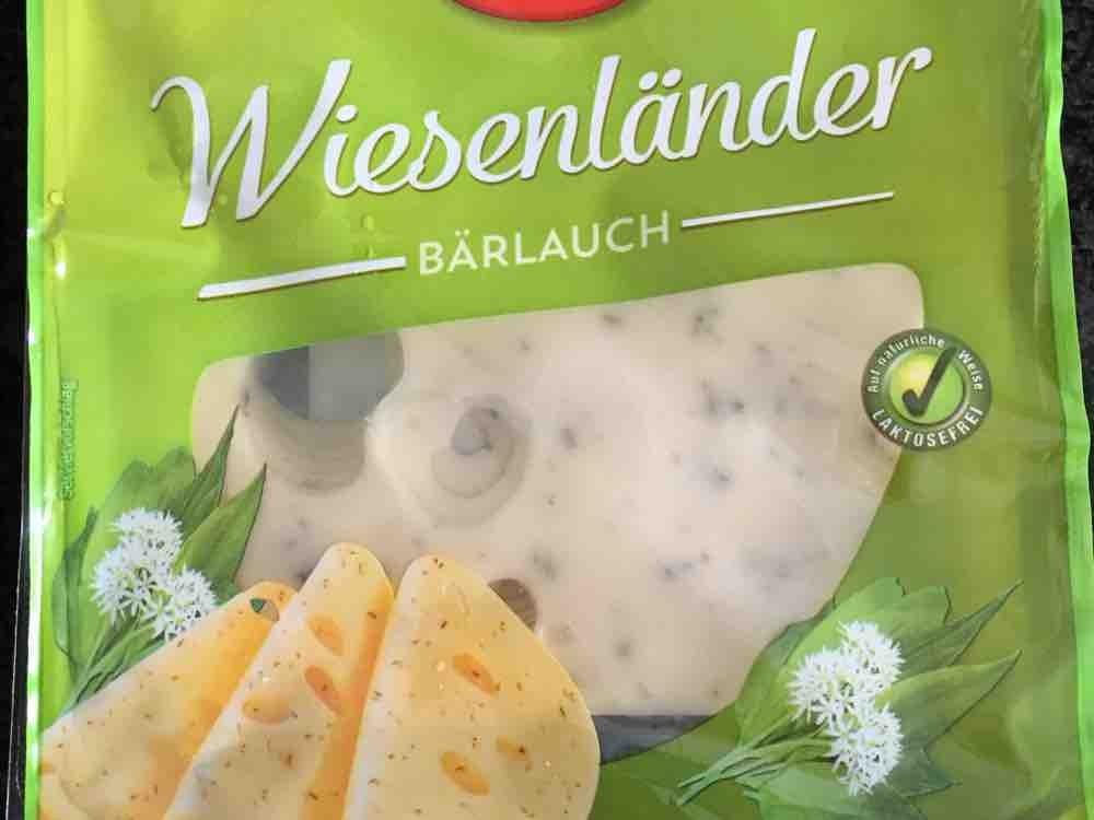 Wiesenländer Bärlauch Käse (Lidl) von odezzy   Hochgeladen von: odezzy