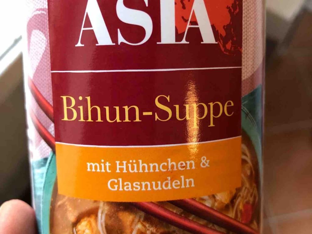 Bihun-Suppe, Mit Hühnchen  von atrippel   Hochgeladen von: atrippel