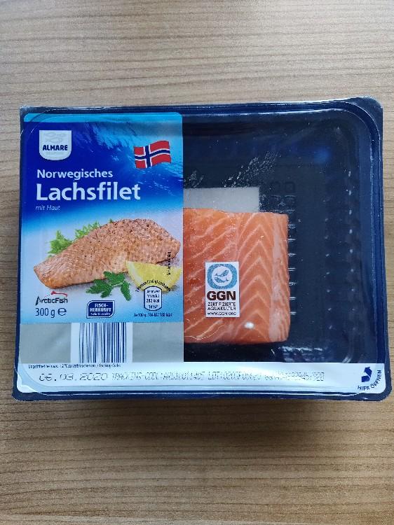 Norwegisches Lachsfilet by MrBiceps92 | Uploaded by: MrBiceps92