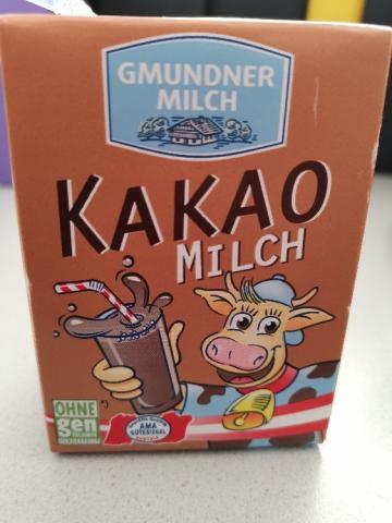 Gmundner Milch, Kakao Milch von MissPanda | Hochgeladen von: MissPanda