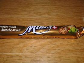 Munz, Schokoladenstängel   Hochgeladen von: Misio