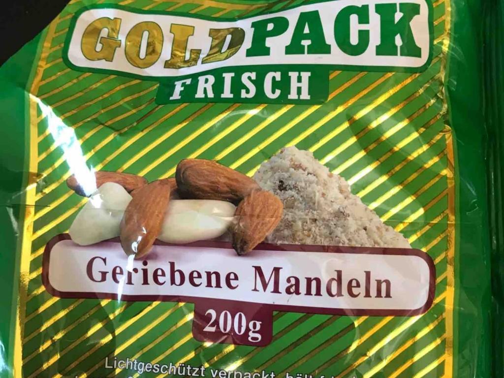 Geriebene Mandeln von IrisKlagenfurt | Hochgeladen von: IrisKlagenfurt