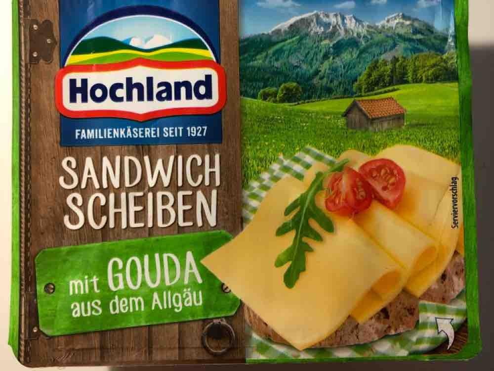 Sandwich Scheiben, Gouda von elfenkatze   Hochgeladen von: elfenkatze