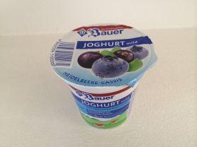 Fruchtjoghurt, Heidelbeer-Cassis   Hochgeladen von: puscheline
