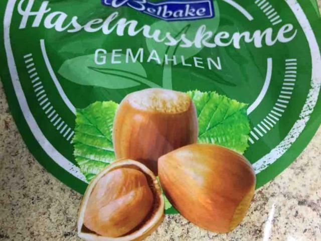 Haselnüsse, gemahlen von rbassanese   Hochgeladen von: rbassanese