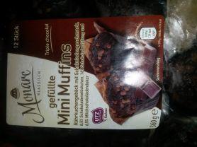 Monac gefüllte Mini Muffins  | Hochgeladen von: arnold97845779