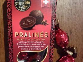 Pralinés, dunkle Schokolade  | Hochgeladen von: ayeaye