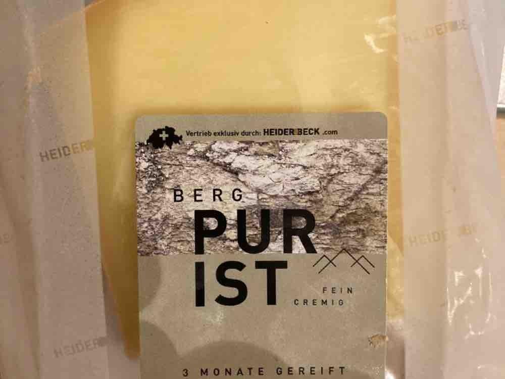 Käse, Berg Purist von Frank79 | Hochgeladen von: Frank79