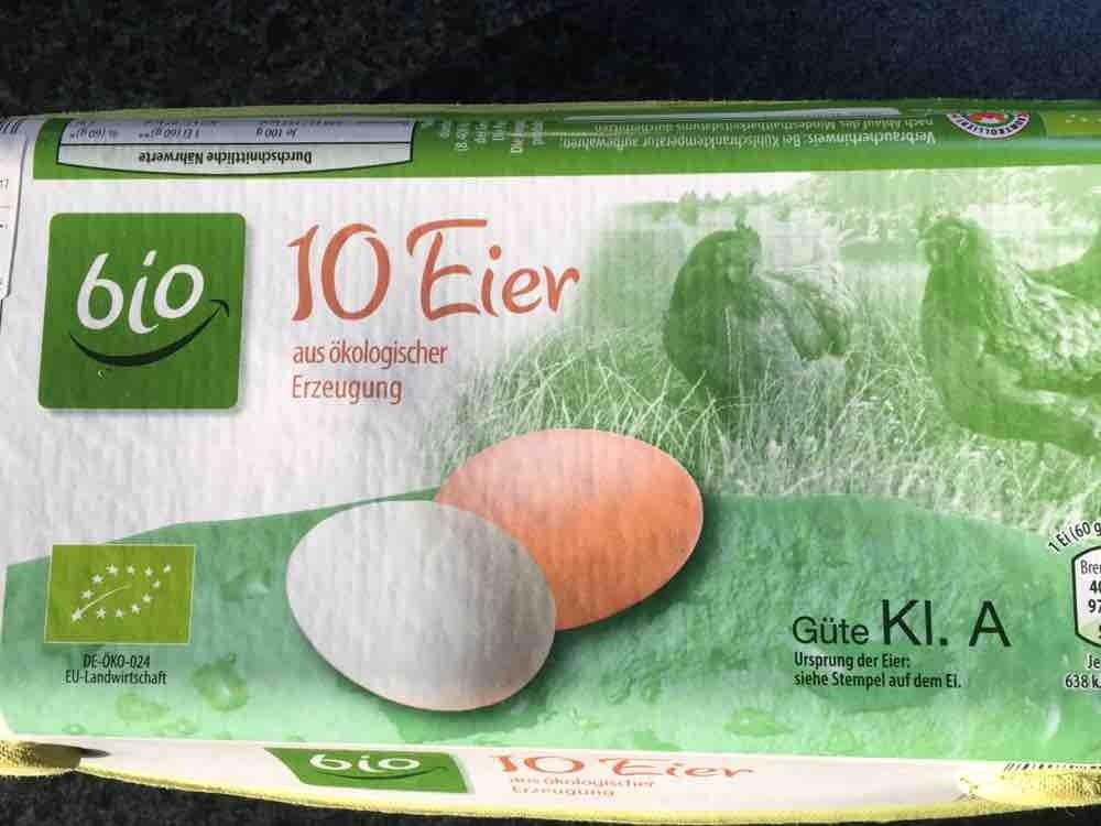 Eier aus ökologischer Erzeugung von Nily2611 | Hochgeladen von: Nily2611