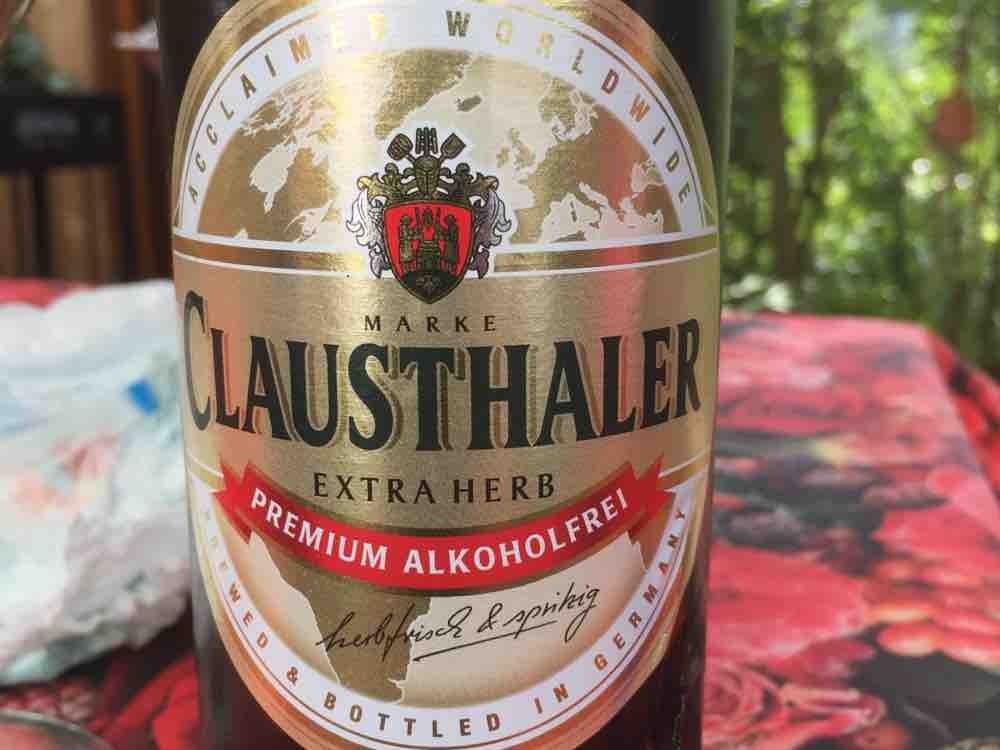 Clausthaler, extra herb von BlackandBlue | Hochgeladen von: BlackandBlue