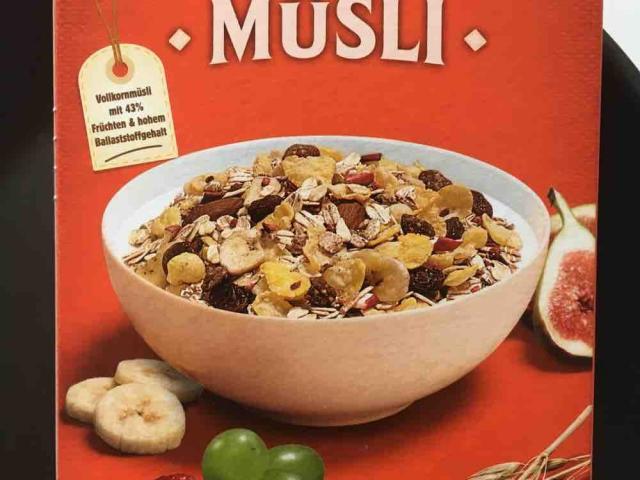 Früchte-Müsli von loppppp | Hochgeladen von: loppppp