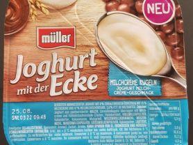 Joghurt mit der Ecke Milchcrème Kugeln   Hochgeladen von: Makra24